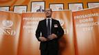 Wahlgewinner Bohuslav Sobotka von den Sozialdemokraten.