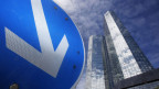 Prozessflut überrollt Deutsche Bank – mit Schattenwurf auf die UBS. Bild: Deutsche Bank in Frankfurt, Deutschland.