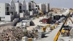 Jüdische Siedlung südlich von Jerusalem. Archivbild.