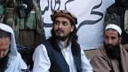 Der pakistanische Taliban-Chef Hakimullah Mehsud einer der meistgesuchten Männer Pakistans.
