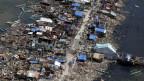 Der Taifun Haiyan hat ganze Orte zerstört.