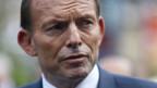 Prominenter Abwesender in Warschau: Australiens Premier Abbott.
