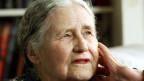 Die Literatur-Nobelpreisträgerin Lessing