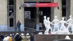 Eine Frau riss im Bahnhof Wolgograd Dutzende Menschen in den Tod.