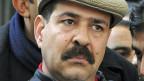 Der ermordete Anwalt einer Oppositionspartei, Chokri Belaid.