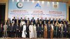 Mitglieder der Organisation für islamische Zusammenarbeit treffen sich in Kairo.