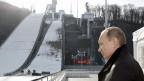Russlands Präsidente Putin am 6. Februar in Sotschi.