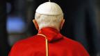Papst Benedikt XVI am 28. Juni 2010.