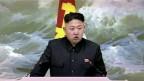 Der nordkoreanische Führer Kim Jong Un am 21. Dezember 2012 in Pyöngyang.