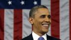 US-Präsident Barack Obama während seiner «State of the Union»