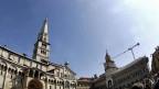 Auch im reichen Modena hinterlässt die Krise Spuren.
