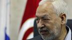 Rachid Ghannouchi, Chef von Tunesiens islamistischer Ennahda-Partei.