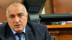 Der bulgarische Premier Boiko Borissow bei seiner Rücktrittserklärung am 20. Februar in Sofia.