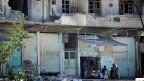 Auch der Sicherheitsexperte aus dem Nachbarland sieht schwarz für friedlichere Zeiten in Syrien.