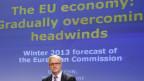 EU-Finanzkommissar Olli Rehn.