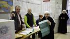 Entscheidung in der Krise: Italien wählt.