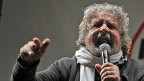 Der Genueser Komiker Beppe Grillo.