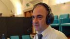 SRF-Italien-Korrespondent Massimo Agostinis in Rom.