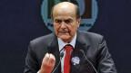 Pierluigi Bersani vom Linksbündnis.
