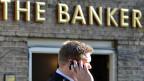 Im Londoner Bankendistrikt. Banker aus EU-Ländern sollen strengern Regeln unterstellt werden.