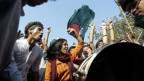 Protestkundgebung in Dhaka