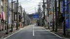 Die Stadt Namie in der Präfektur Fukushima: 21'000 Menschen durften bis heute nicht zurückkehren.