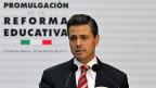 Mexikos Präsident seit 100 Tagen: Enrique Pena Nieto