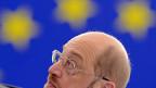 EU-Parlamentspräsident Martin Schulz. Das Parlament hat das Sieben-Jahres-Budget abgelehnt.