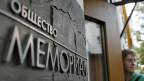 Büro der russischen Menschenrechtsorganisation Memorial in Moskau.