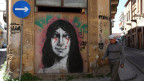Strasse in Nikosia