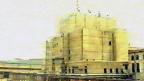 Nordkoreas Atomkraftwerk Yongbyon - auf einem Bild von 1992. Kim Jong Un drohtt, es wieder in Betrieb zu nehmen.