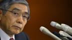 Japans neuer Notenbankchef Haruhiko Kuroda.