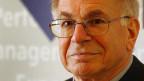 Nobelpreisträger Daniel Kahneman: «Schnelles Denken, langsames Denken.»