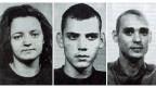 Ein Bild von 1998 der Ostthüringer Zeitung: Beate Zschäpe, Uwe Bönhardt, Uwe