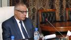 Der libysche Justizminister al-Marghani.