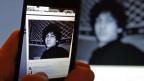 Foto von Djohar Tsarnaev, der verdächtigt wird, mit seinem Bruder für die Bombenlegung am Boston Marathon verantwortlich zu sein.