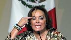 Elba Ester Gordillo leitete die Lehrergewerkschaft 23 Jahre lang.