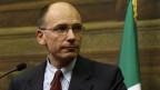 Letta ernennt Minister der neuen Regierung