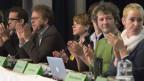 Parolenfassung und Geburtstagsfeier der Grünen Schweiz