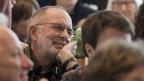 Ex-Präsident Ruedi Baumann zum Geburtstag der Grünen