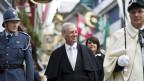 Landammann Carlo Schmid tritt ab