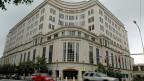 Eine von vielen Banken in Wilmington im US-Bundesstaat Delaware.