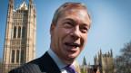Nigel Farage, Leader der anti-europäischen UKIP