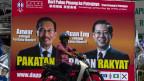 Wahlkampf in Malaysia