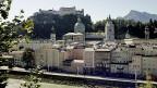 Blick auf Salzburg.