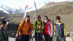 Eine Skitour in den wilden Bergen Afghanistans.