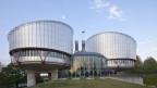 Europäischer Gerichtshof für Menschenrechte in Strassburg, Frankreich.