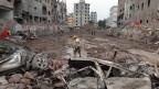 Am 24. April 2013 stürzte ein Fabrikgebäude einer Textilfabrik in in Savar, Bangladesh, ein. Die Zahl der Todesopfer belief  sich auf 1'127.