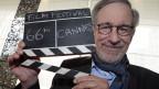 Regisseur Steven Spielberg, Jurypräsident der 66. Filmfestspiele von Cannes