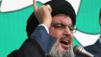 Hisbollah-Anführer Hassan Nasrallah.